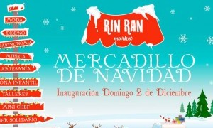 El Rin Ran Market inaugura su mercadillo navideño