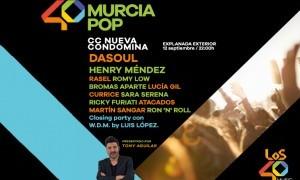 Los 40 Murcia Pop