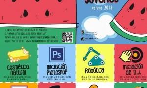 Cursos de verano en Molina de Segura