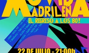 Sorteo entrada doble para el Musical la Movida Madrileña