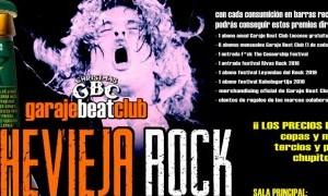 Nochevieja en la Sala Garaje Beat Club