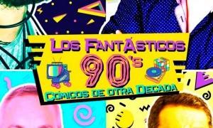 Los Fantásticos 90's en Cartagena