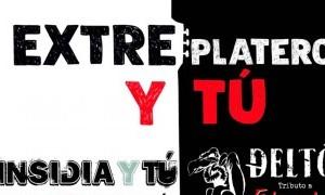 El tributo Extreplatero y Tú en Murcia