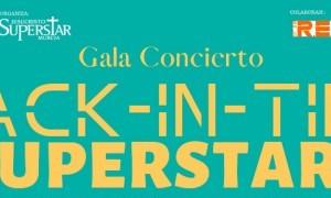 Gala concierto Back-in-time Superstars en la Sala REM