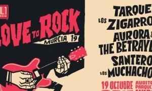 El Festival Love To Rock llega a Murcia