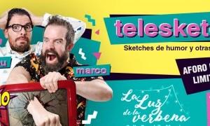 Telesketch (sketches de humor y otras vainas) con Javi Chou y Marco Antonio