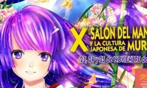 X Salón del Manga y la Cultura Japonesa de Murcia