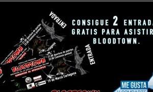 Sorteo 2 entrada para el Survival Zombie 'Bloodtown' de Cartagena