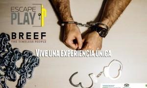 Sorteo Escape Play y relojes Breef